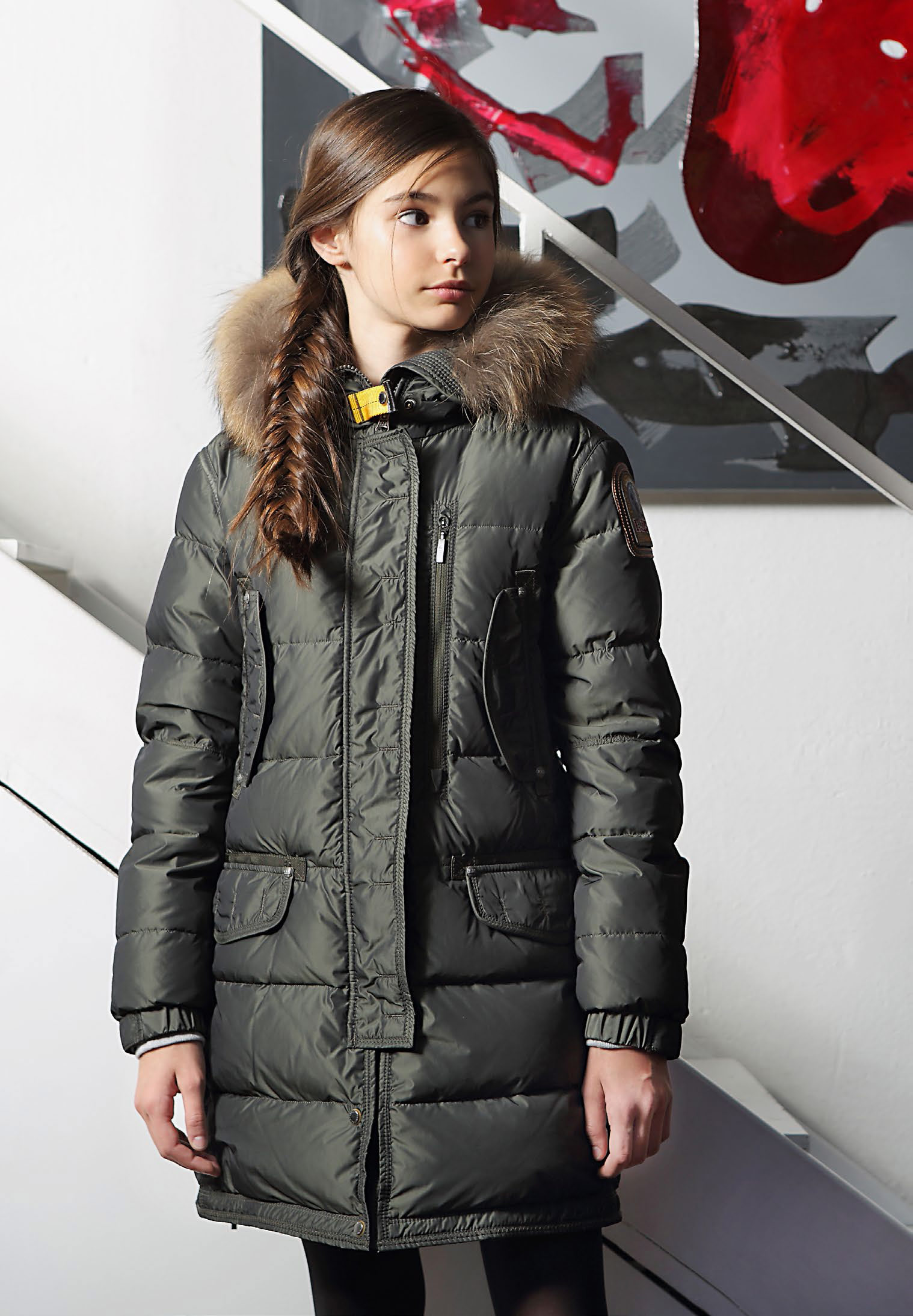 parajumpers young long bear
