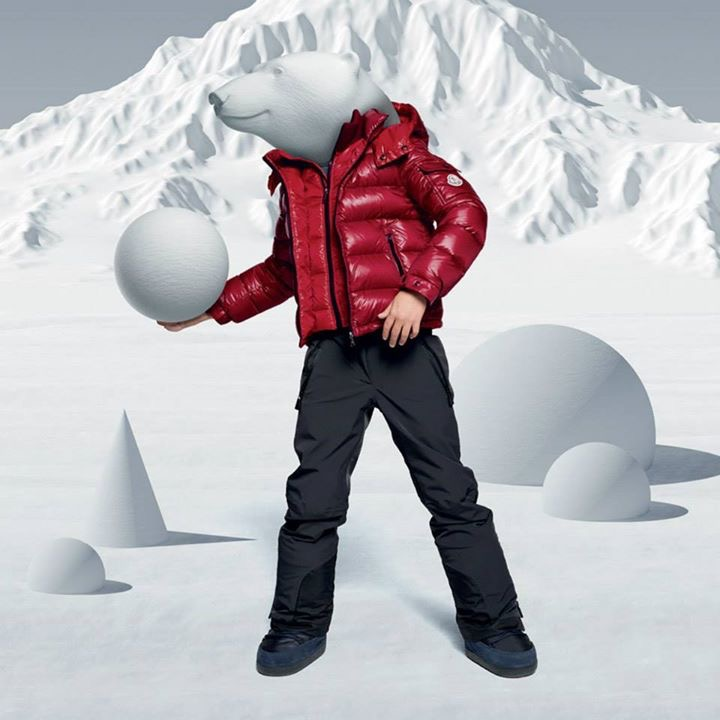 competitive price 27d84 a0974 Moncler Kinderjacken | Designer Kindermode Magazin