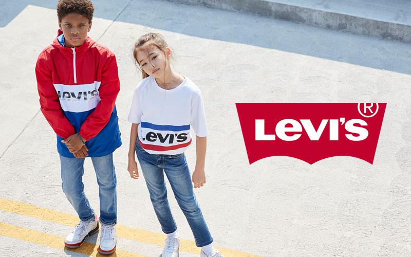 kostengünstig klassischer Stil von 2019 meistverkauft Kids Style Lounge | Levis | Kindermode online kaufen