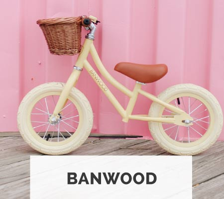 Banwood Bikes and trybikes