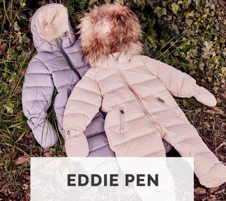 Eddie Pen Babyjacken und Schneeanzüge