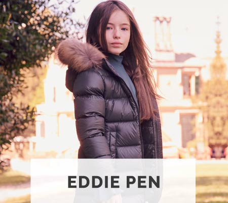 Eddie Pen Kinderjacken