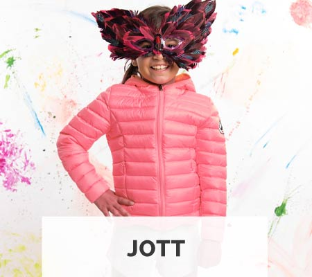 Jott - Just over the Top Kinderjacken Shop