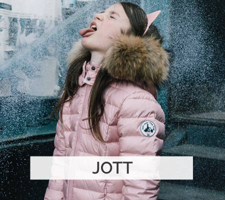 Jott- Just over the Top Kinderjacken