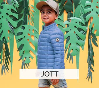JOTT Just Over The Top Kinderjacken