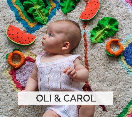 Oli & Carol Spielzeug
