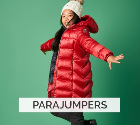 Parajumpers Kinderjacken