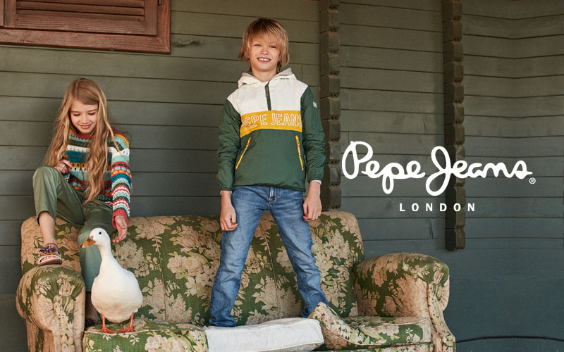huge selection of 79536 02d16 Kids Style Lounge | Pepe