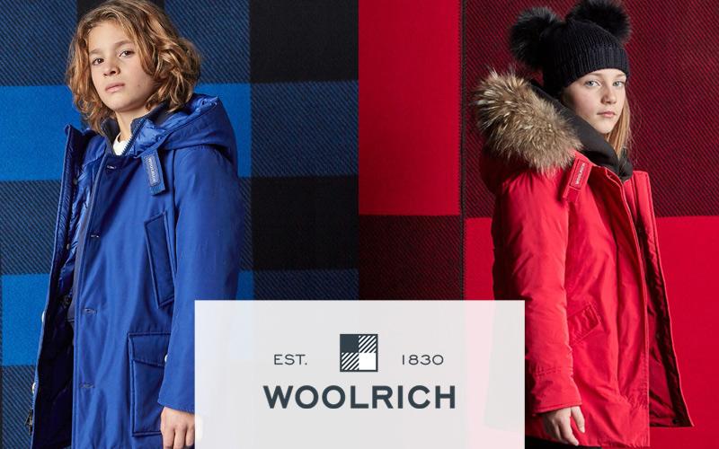 size 40 e4469 37fef Kids Style Lounge | Woolrich