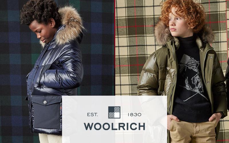 b6020f8750d0a3 Kids Style Lounge | Woolrich Shop | Kindermode online kaufen