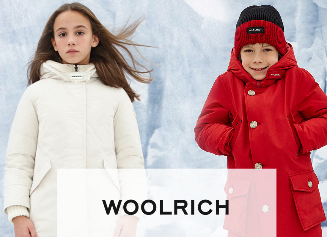 Woolrich Kinderjacken