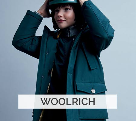 Woolrich Kids Jacket Shop