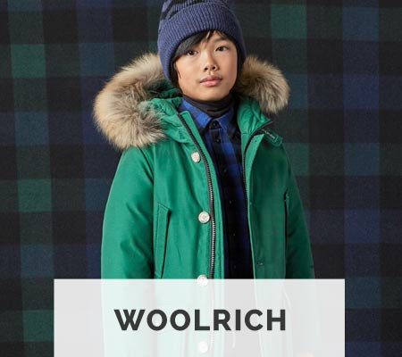 Woolrich Kinderjacken Shop