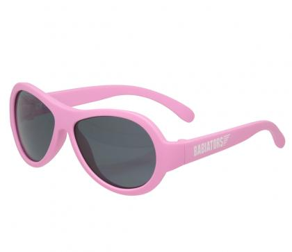 Babiators Aviator Sonnenbrille in princess pink
