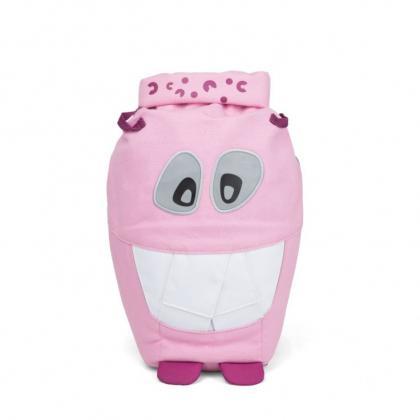 Affenzahn Monster Freunde Rucksack Pink Mighty