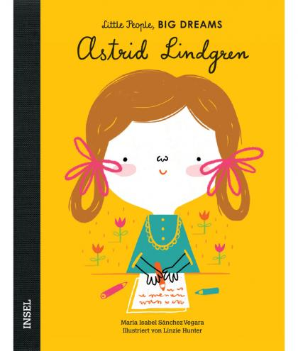 Little People, BIG DREAMS Astrid Lindgren Kinderbuch - multi