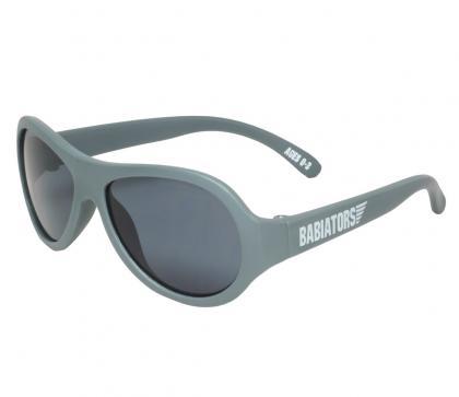 Babiators Aviator Sonnenbrille in Galactic Gray