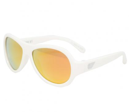 Babiators Polarized Sonnenbrille wicked white
