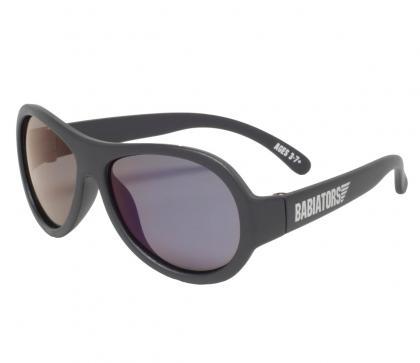 Babiators Polarized Sonnenbrille Black Ops Black