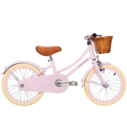Banwood 16-inch kids bicycle Classic - pink