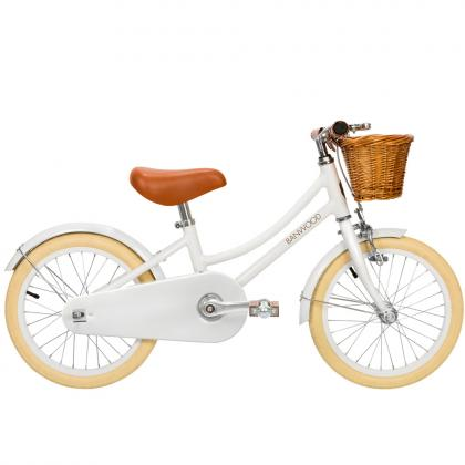 Banwood Kinder Fahrrad Classic - Weiß