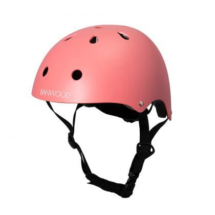 Banwood Helm für Kinder - coral