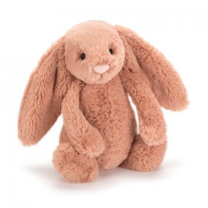 Jellycat Bashful Apricot Bunny (S-M)