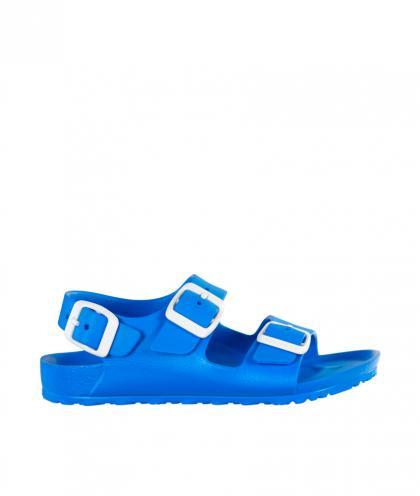 Birkenstock water sandal Milano Kids in blue