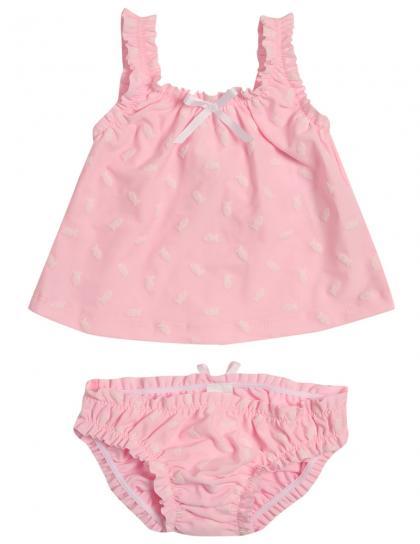 Bora Bora Baby Bikini Zwei-Teiler Noni 4 in rosa