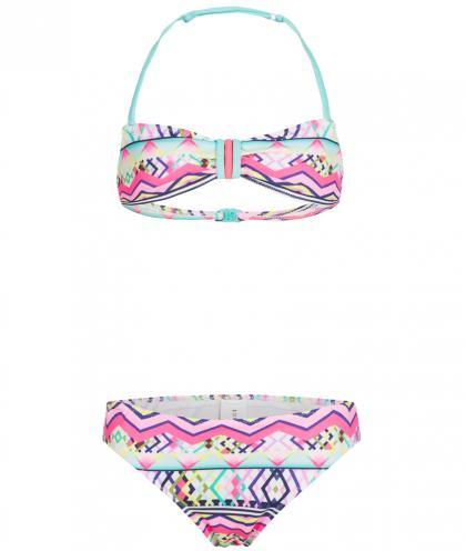 Bora Bora Neckholder-Bikini Lichi 22 in bunt