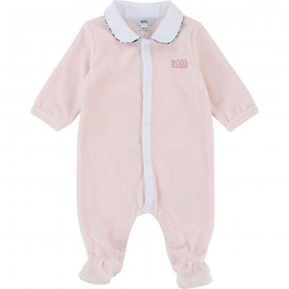 Boss Baby Overall in rosa