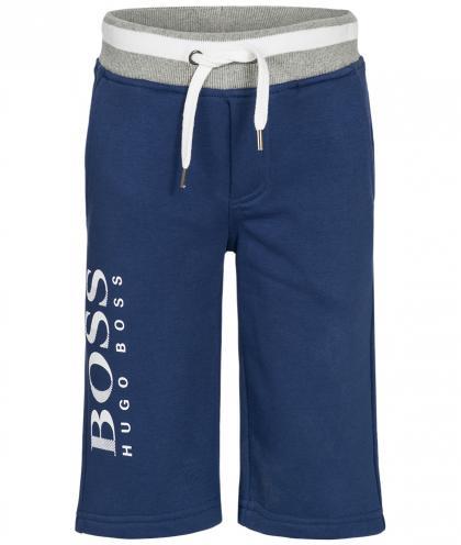 Boss Jogg-Shorts in royalblau