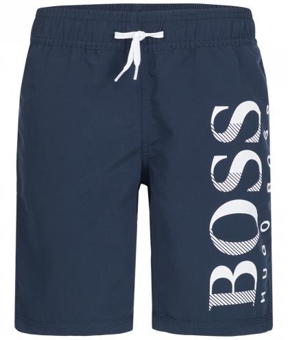 Boss Bade-Shorts in navy