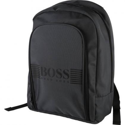 Hugo Boss Rucksack in dunkelgrau