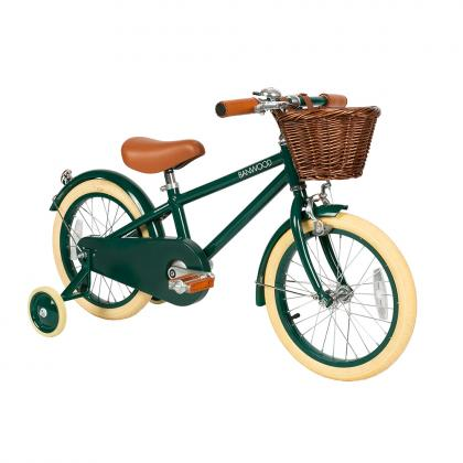 Banwood 16-Zoll Kinder Fahrrad Classic - Grün