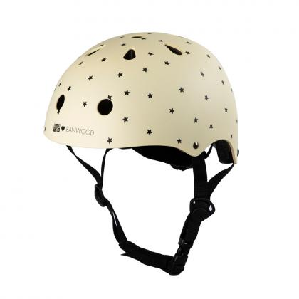 Banwood Helm Bonton X - Limited Edition - Creme