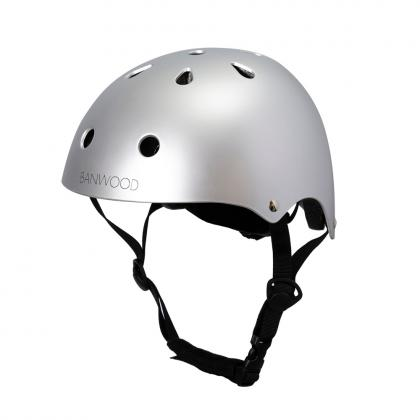 Banwood Helm für Kinder - Chrome