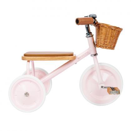 Banwood Retro Dreirad/Trike - Rosa