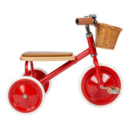 Banwood Retro Dreirad/Trike - Rot