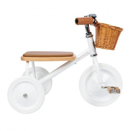 Banwood Retro Dreirad/Trike - Weiss