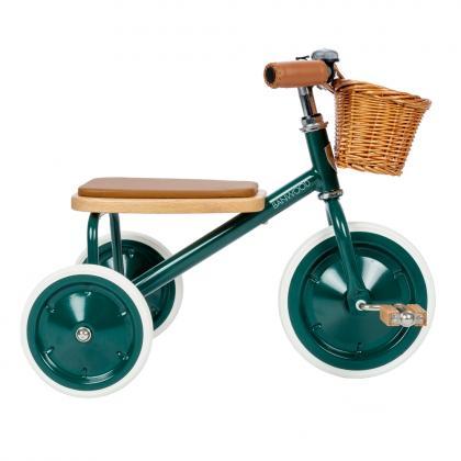 Banwood Retro Dreirad/Trike - grün