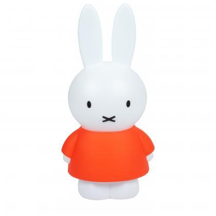 Charlie & Friends Nachtlicht Miffy 18,6 cm - weiß