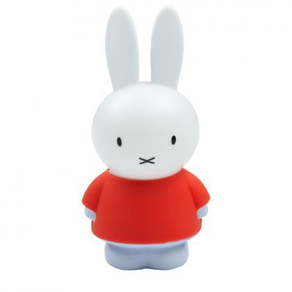 Charlie & Friends Nachtlicht Miffy 31 cm - weiß