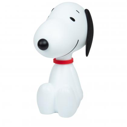 Charlie & Friends Night Lamp Snoopy 30 cm - white