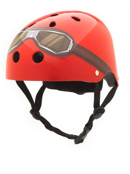 Coconut helmet for kids Coco1 - red
