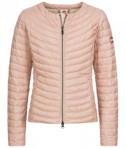 Colmar punk summer down jacket in rose