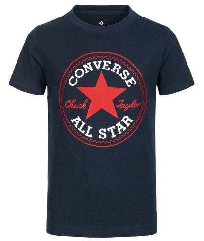 Converse Core Chuck Patch T-Shirt - navy