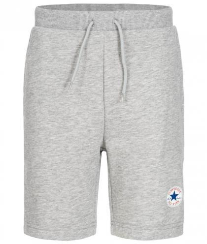 Converse Printed Chuck Patch Sweat shorts - grey