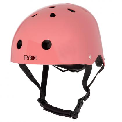 Trybike Coconut Helm für Kinder Coco - Rosa