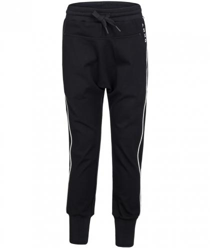 DKNY Jogginghose Loose Fit in schwarz
